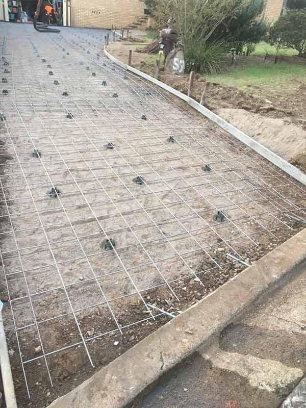 S&L Concrete Driveway