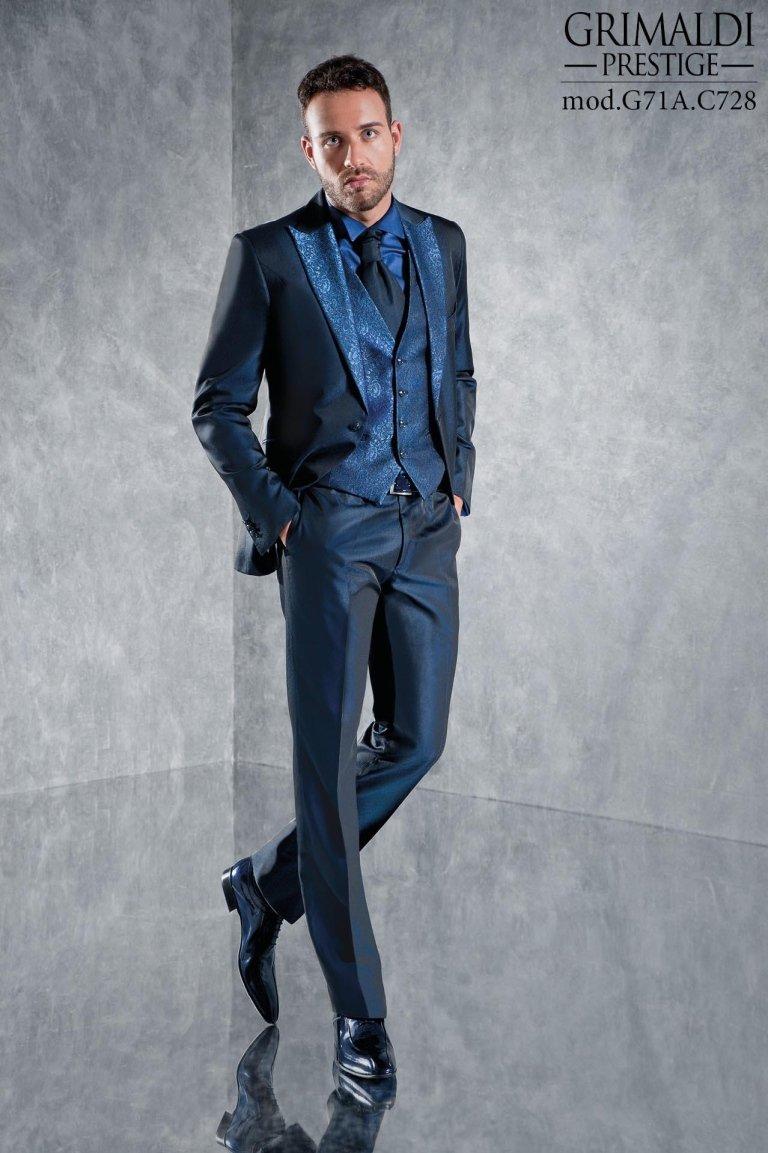 abito uomo alta sartoria