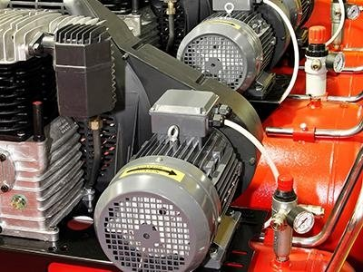 Assistenza tecnica compressori