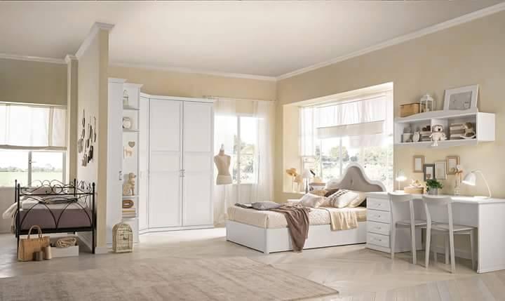 Una camera da letto per sognare