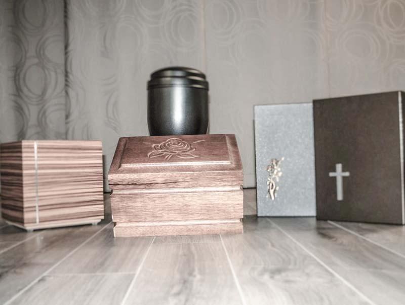 noleggio articoli funerari