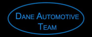 dane automotive team professional logo