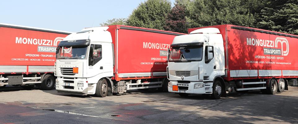 Camion monguzzi