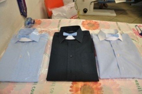 Confezionamento camicie