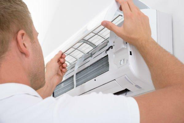 installatore di climatizzatore
