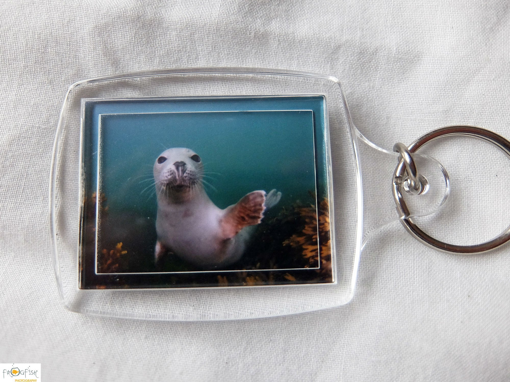 Underwater Images, keyring, gift, present