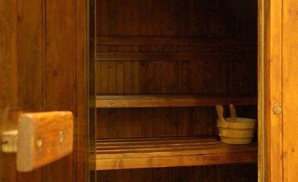 Sauna della palestra Fit Lab