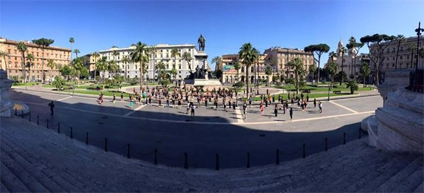 Yoga e  posturale a Roma