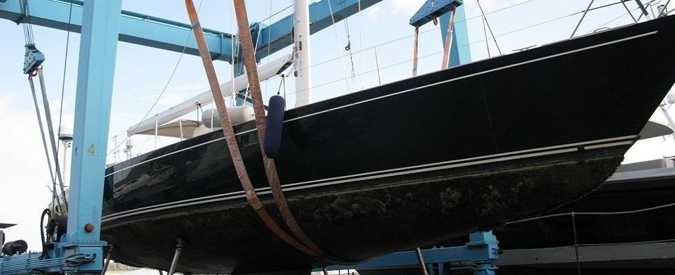rimessaggio barche a vela