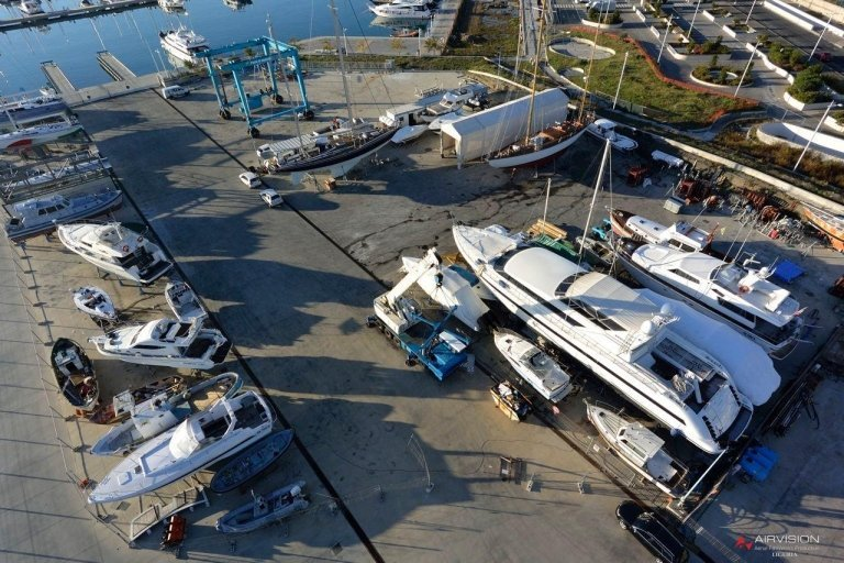 cantiere navale a imperia