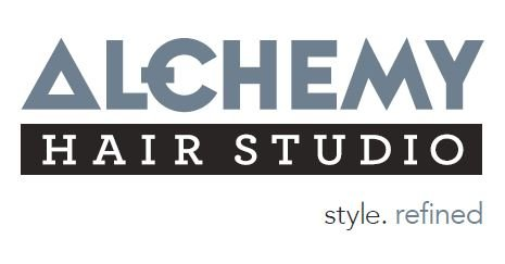 alchemy hair studio logo
