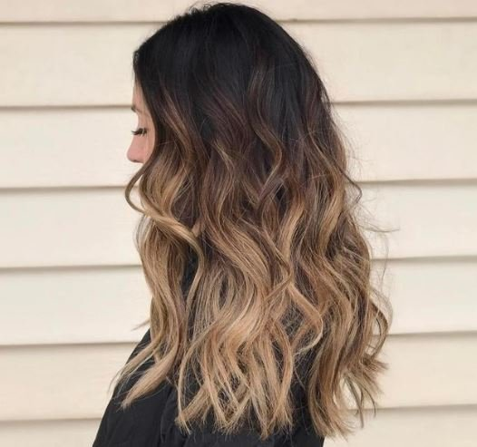 ombre hair stylist