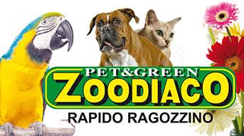 PET E GREEN ZOODIACO - LOGO