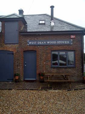 West Dean Wood Stoves store