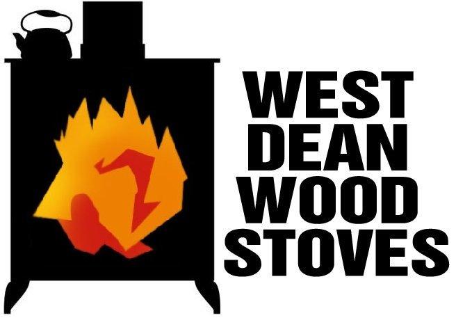 WEST DEAN WOOD STOVES logo