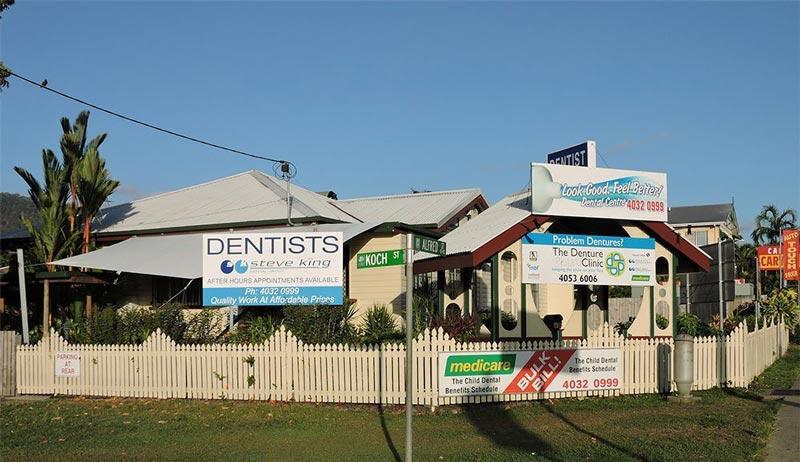 cairns raintrees dental