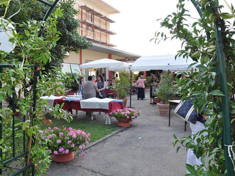 Hotel con giardino Grosseto