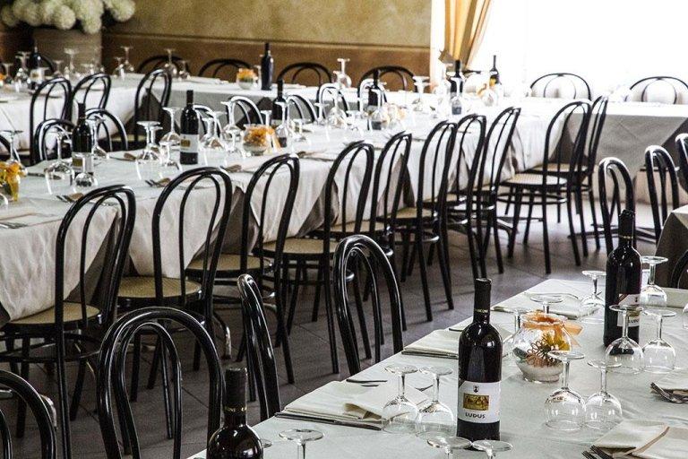 Sala ricevimenti - Hotel Il Parco, Grosseto (GR)