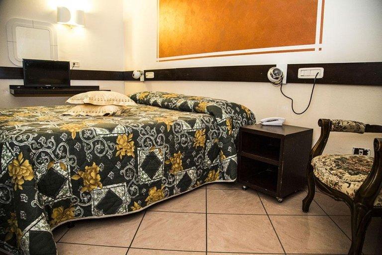 Camere con televisore - Hotel Il Parco, Grosseto (GR)