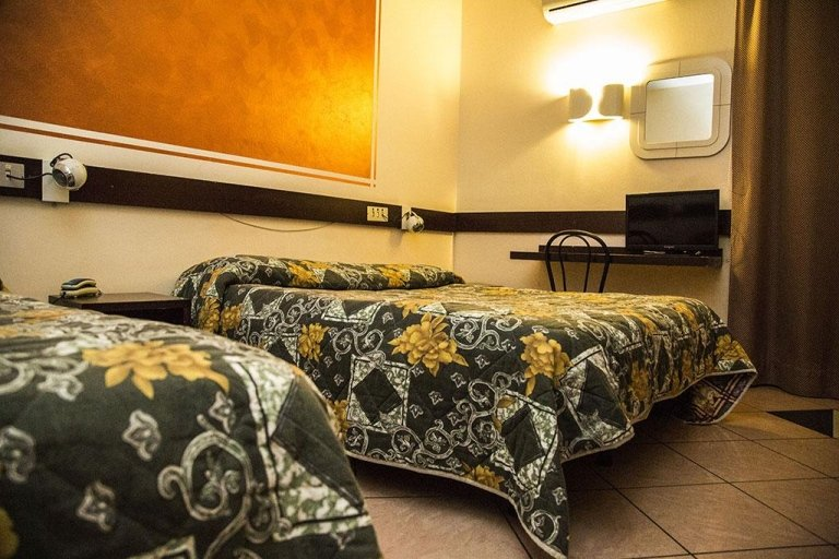 Camere doppie - Hotel Il Parco, Grosseto (GR)