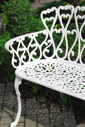 Powder coating - Coventry - 3D Finishers Ltd - Garden furniture