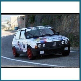 preparazione auto per rally