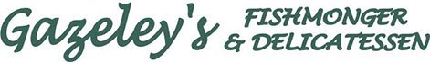Gazeley's Fishmonger & Delicatessen logo