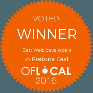 Best Web Developer in Pretoria East