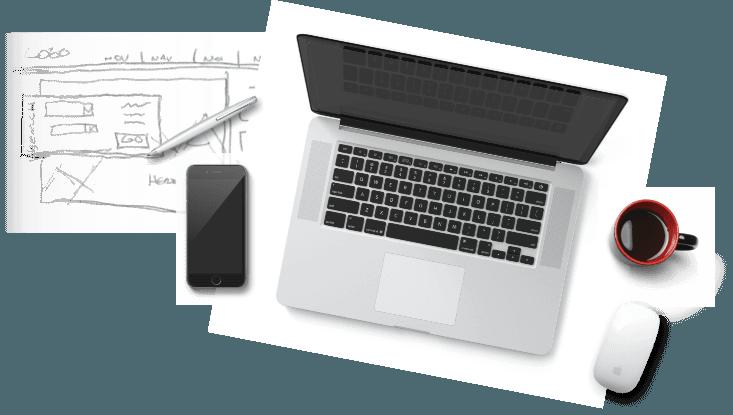 Website Design for Desktop, Tablet and Mobile