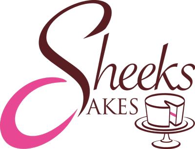Sheeks Cakes logo