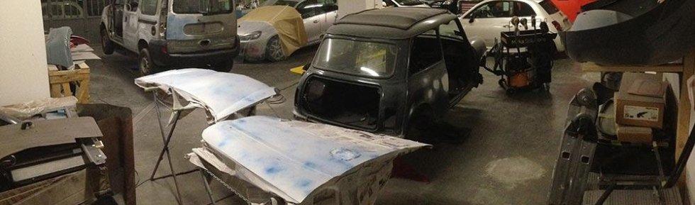 Carrozzeria Garage 76