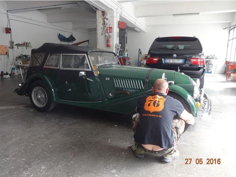 Restauro Auto D