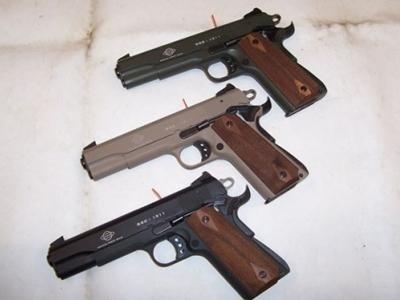 pistole semiautomatiche GSG Germania