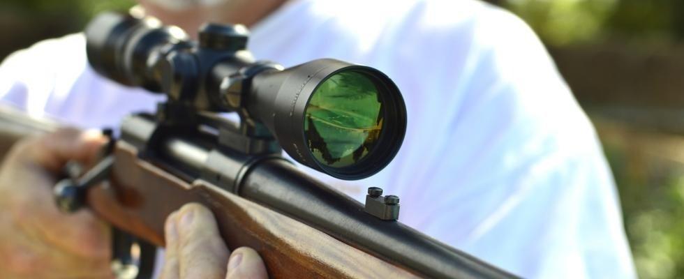vendita puntatori fucili