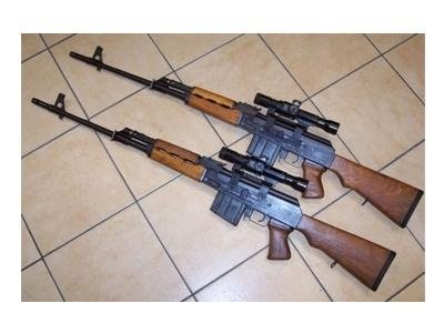 fucile semiautomatico Zastuva