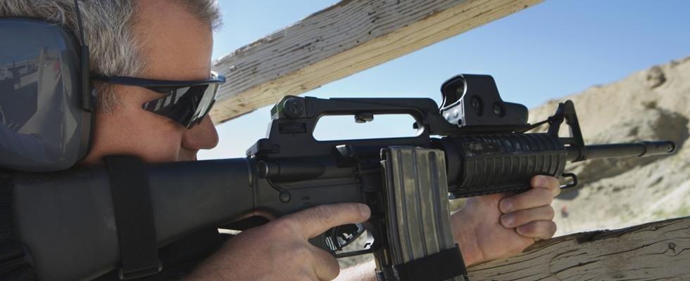 fucili semiautomatici