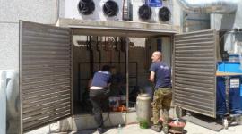 manutenzione frigoriferi industriali