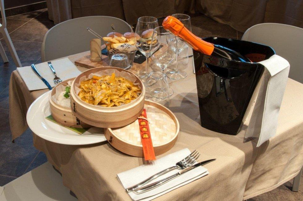 piatti ristorante dogali