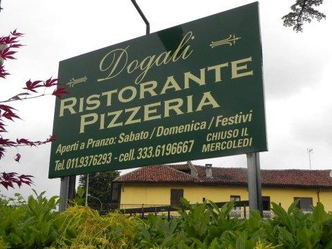 ristorante pizzeria dogali giaveno
