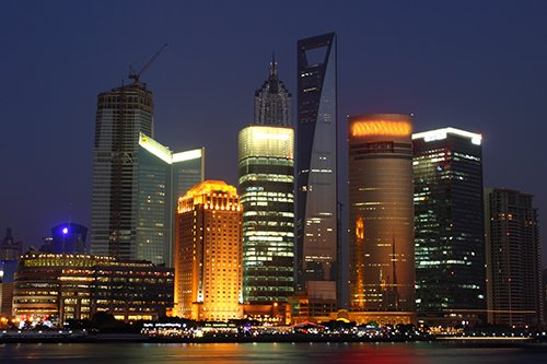 China – Shanghai And Beijing