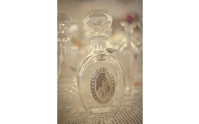 Bottiglia cristallo