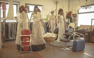 Vestiti sposa seconda mano