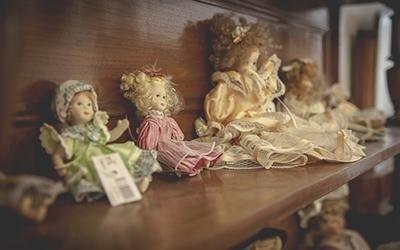 Bambole in pezza