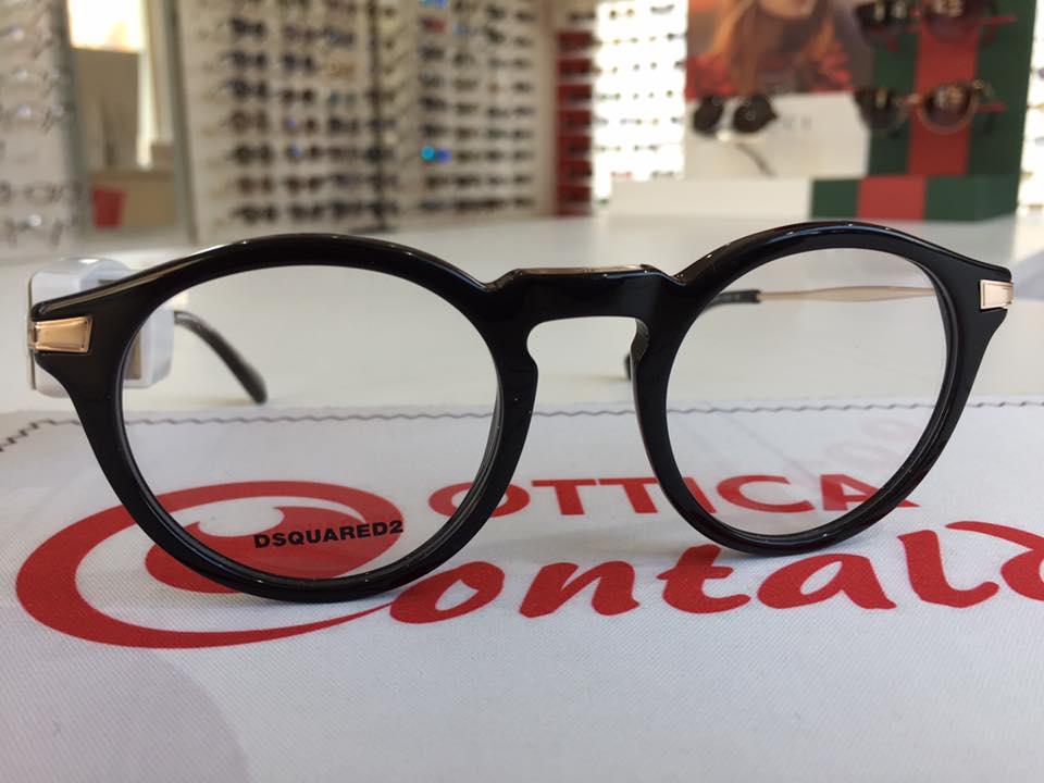 occhiali da vista neri