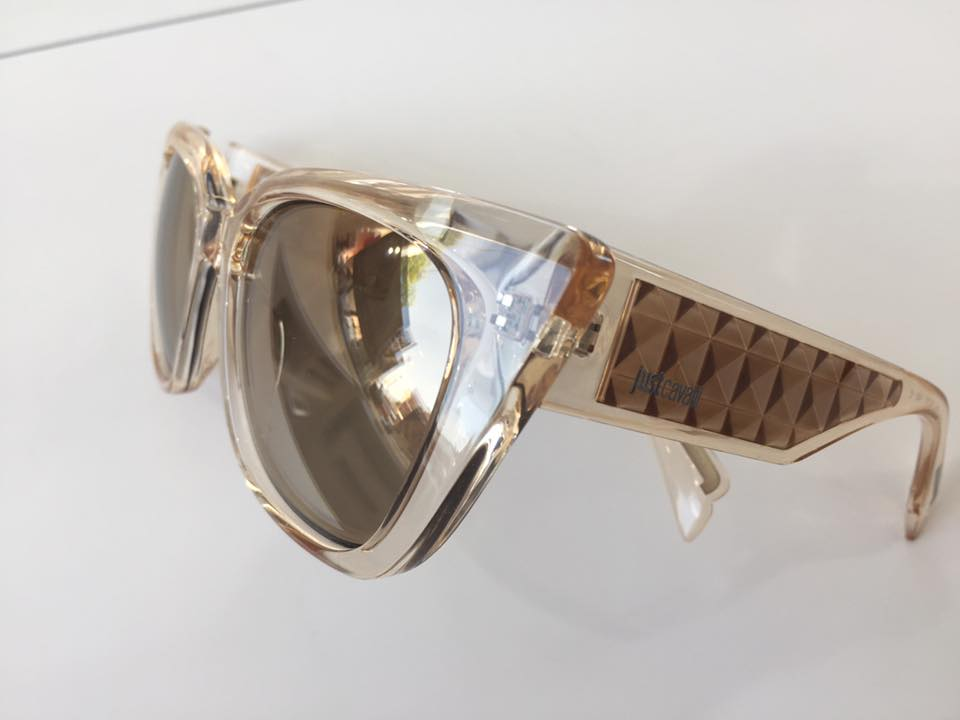 occhiali da sole chiari