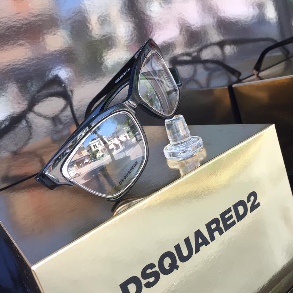 occhiali da vista DSQUARED2