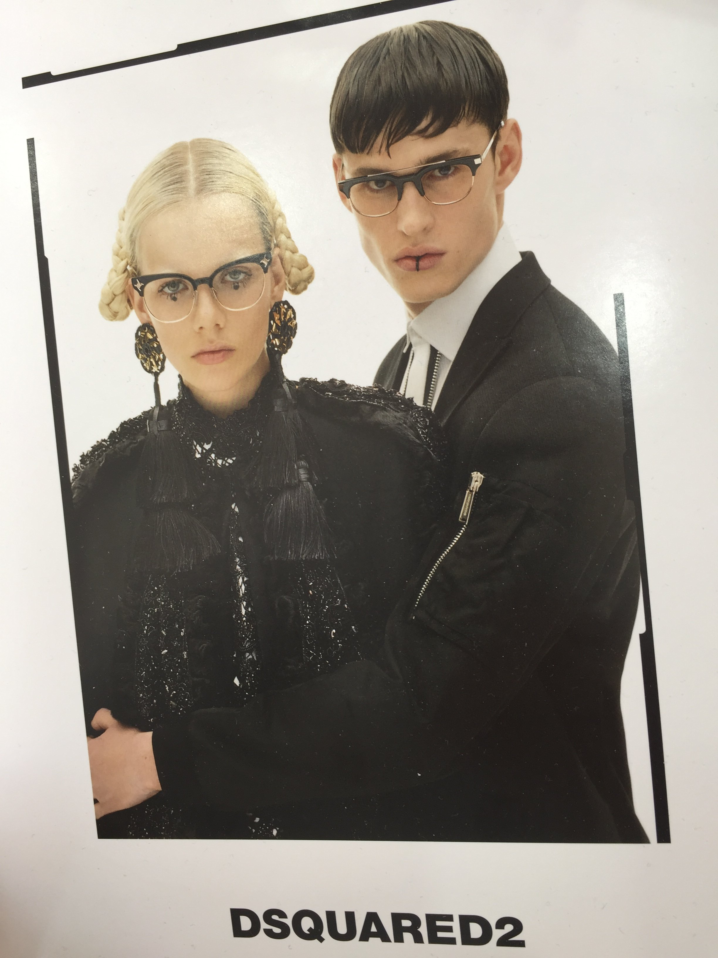 pubblicita occhiali da vista