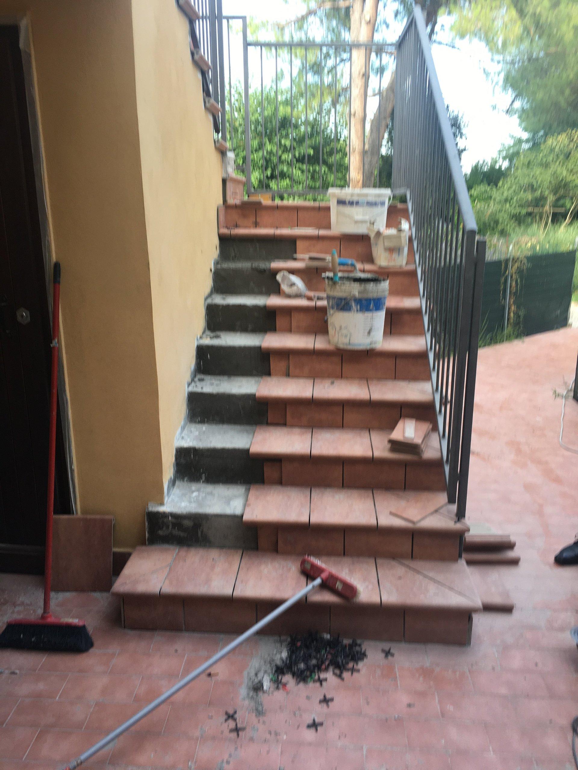 Rifacimento terrazze - Bologna - Kola Impresa Edile