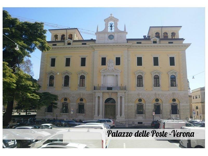 Palazzo delle Poste Verone