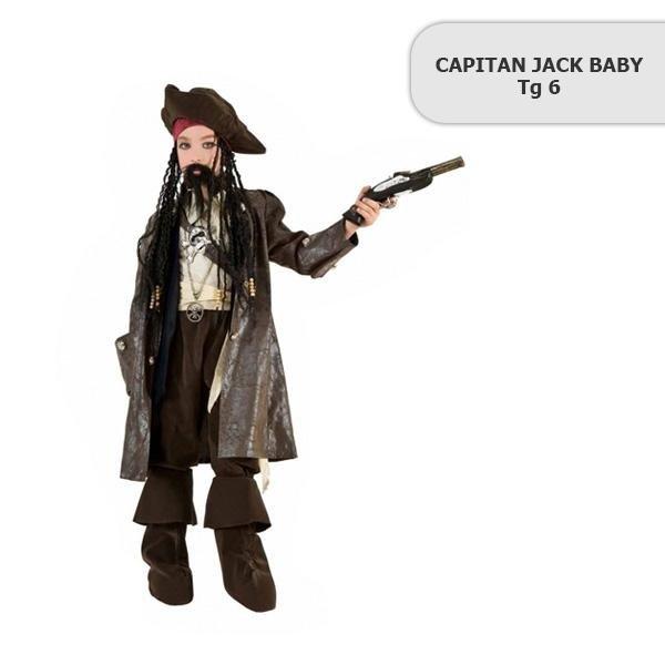 capitan jack baby